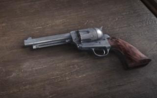 Ковбойский револьвер RDR 2