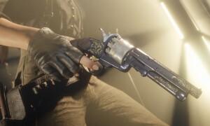 Револьвер Ле Ма в RDR 2