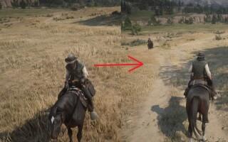 Как включить автопилот у лошади RDR 2